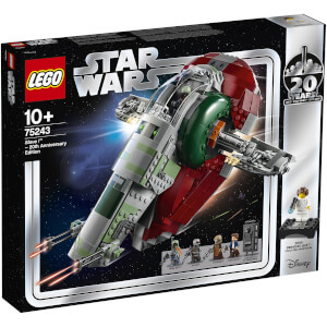 LEGO Star Wars Classic: Slave – 20th Anniversary Edition (75243)