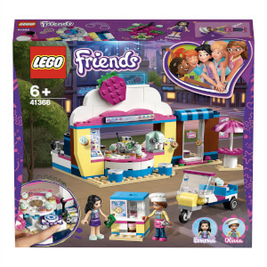 LEGO Friends: Olivia's Cupcake Café Doll House (41366)