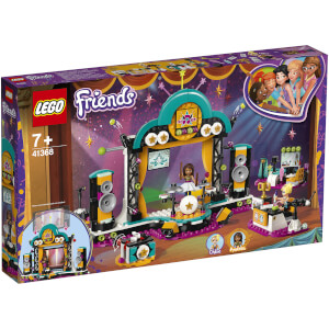 LEGO Friends: Andreas Talentshow 41368
