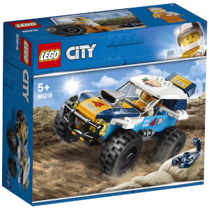 LEGO City Great Vehicles: Desert Rally Racer (60218)