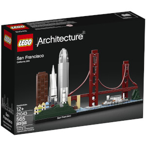 LEGO Architecture: San Francisco (21043)