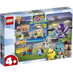 LEGO Juniors Toy Story 4: Buzz & Woodys Jahrmarktspaß! (10770)