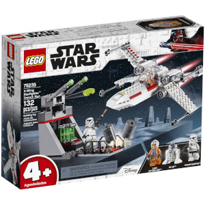 LEGO 4+ Star Wars Classic: X-Wing Starfighter 75235