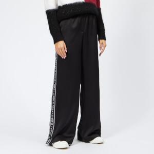 Tommy Hilfiger Women's Icon Alana Flare Pants - Black