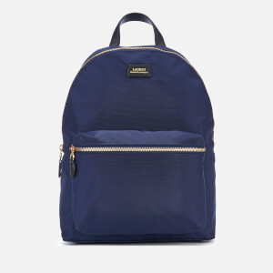 Lauren Ralph Lauren Women's Chadwick Medium Backpack - Navy