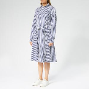 Polo Ralph Lauren Women's Stripe Shirt Dress - Multi