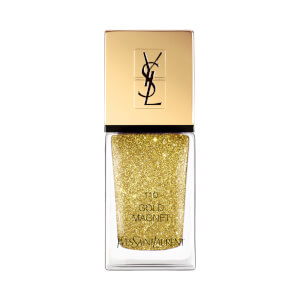 Yves Saint Laurent Limited Edition La Laque Couture Gold Magnet Nail Varnish 10ml