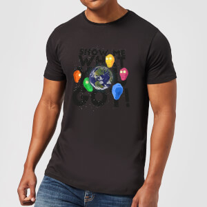 T-Shirt Homme Show Me What You Got Rick et Morty - Noir