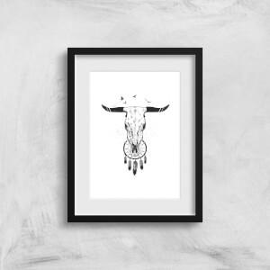 Balazs Solti Dreamcatcher Art Print