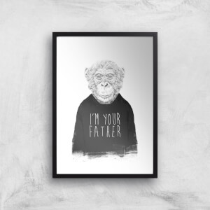 Balazs Solti I'm Your Father Art Print