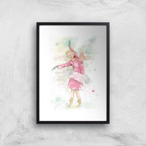 Balazs Solti Dancing Queen Art Print