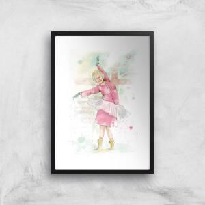 Balazs Solti Dancing Queen Art Print