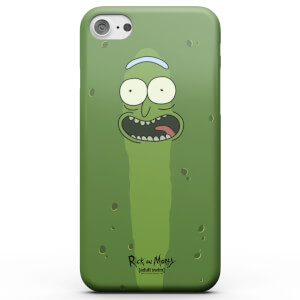 Funda Móvil Rick y Morty Pickle Rick para iPhone y Android