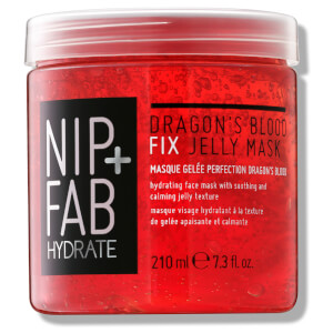 NIP + FAB Dragon's Blood Fix Jelly Mask
