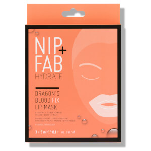 NIP + FAB Dragon's Blood Fix Lip Masks