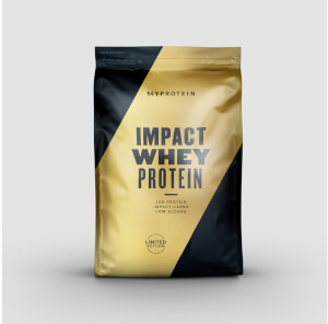 Myprotein Impact Whey Protein - Christmas Ltd Edition, Vanilla
