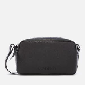 Calvin Klein Women's Race Cross Body Bag - Black