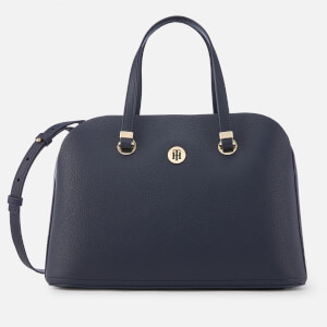 Tommy Hilfiger Women's Core Satchel - Navy