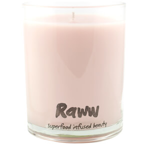 RAWW Super Fragrant Candle - Vanilla Bean - 240g