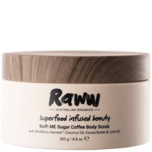RAWW Sugar Coffee Body Scrub - 250g