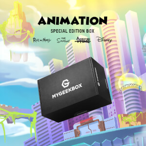 My Geek Box - Animation Box - Men's - M