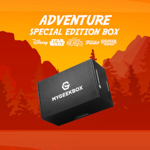 My Geek Box - Adventure Box - Men's - XL