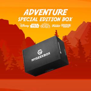 My Geek Box - Caja Aventura - Hombre - XXL