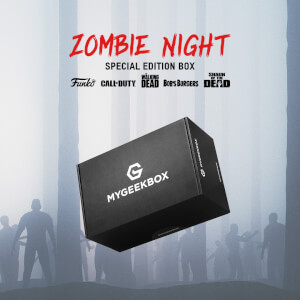 My Geek Box - Zombie Night Box - Men's - L