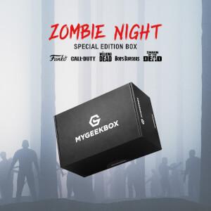 My Geek Box - Noche Zombi Box - Mujer - S
