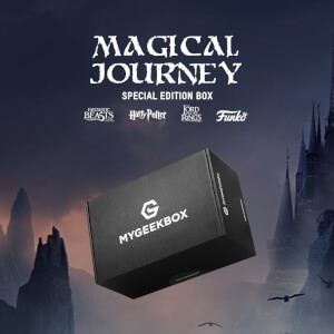 My Geek Box - Magical Journey Box - Men's - M