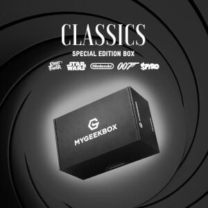 My Geek Box - Caja CLÁSICOS - Hombre - M
