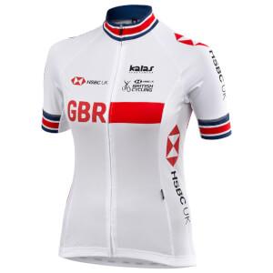 Kalas Women's GBR Replica Jersey - White