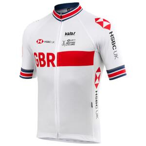 Kalas GBR Replica Jersey - White