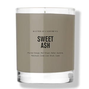 Baxter of California Sweet Ash Candle -kynttilä