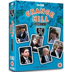 Grange Hill: Series 5 & 6 Box Set