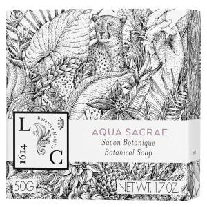 Le Couvent des Minimes Aqua Sacrae Botanical Soap 50g