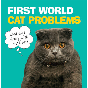 First World Cat Problems (Hardback)