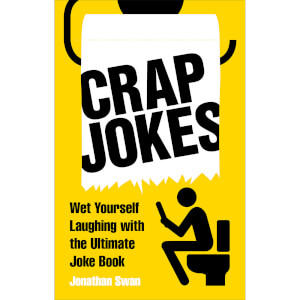 Crap Jokes To Read While You're On The Loo (Paperback)