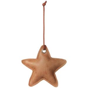 Broste Copenhagen Fade Christmas Ornament - Beige - Star