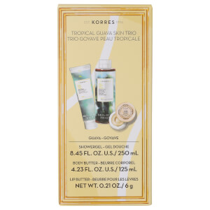 Korres Tropical Guava Skin Trio (Worth $53.50)