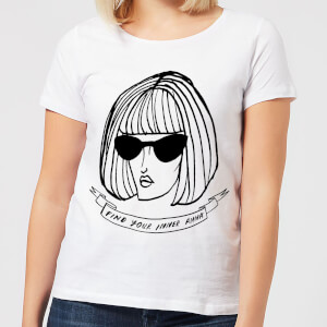 Find Your Inner Anna Women's T-Shirt - White
