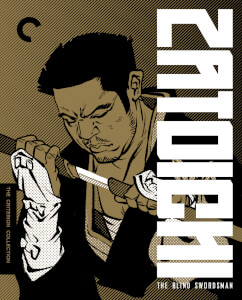 Zatoichi: The Blind Swordsman Boxset - The Criterion Collection