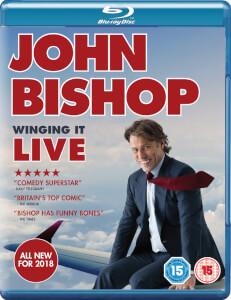 John Bishop: Winging It Live