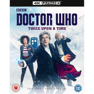 Doctor Who Christmas Special 2017 - Twice Upon A Time 4K Ultra HD