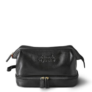 Triumph & Disaster Frank the Dopp Toiletries Bag - Black