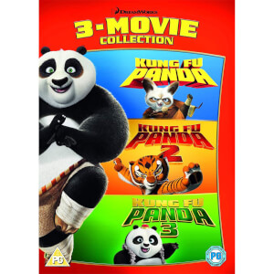 Kung Fu Panda/ Kung Fu Panda 2/ Kung Fu Panda 3 - 2018 Artwork Refresh