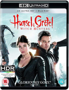 HANSEL AND GRETEL WITCH HUNTERS - 4K UltraHD