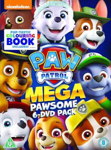 Paw Patrol - 6 title boxset