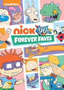 Nick 90s: Forever Faves (Rugrats/Hey Arnold/Ren & Stimpy/Roc