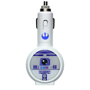Star Wars R2D2 Dual Port Car Charger